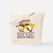 Iron Man Action Tote Bag