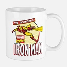 Iron Man Action Mug