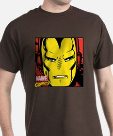 Retro Iron Man T-Shirt