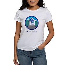 Ilovetinyhousesmountainscene T-Shirt