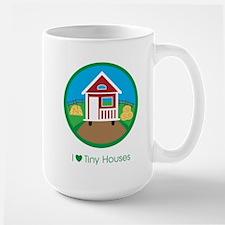 ILoveTinyHousesFarmScene Mugs