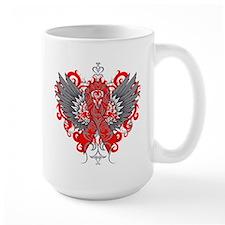 Hemophilia Wings Mug