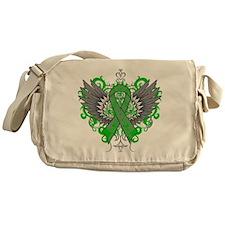 Gastroparesis Wings Messenger Bag