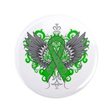 "Gastroparesis Wings 3.5"" Button"