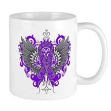 Fibromyalgia Wings Mug