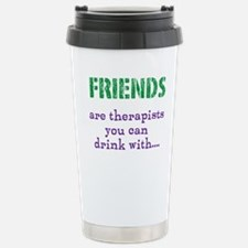 Friends are therapists you can drink with Travel M