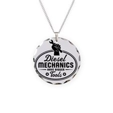 diesel mechanics Necklace