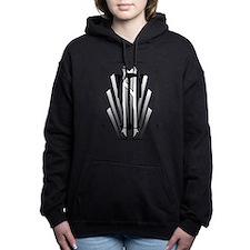 Art Deco Nikola Tesla Hooded Sweatshirt