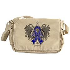 Dysautonomia Wings Messenger Bag