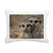 Unique Snuggle Rectangular Canvas Pillow
