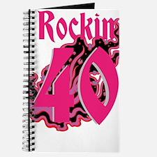 Rockin 40 Journal