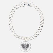 Brain Tumor Wings Bracelet
