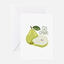 Go Green Greeting Cards