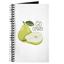 Go Green Journal