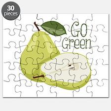 Go Green Puzzle