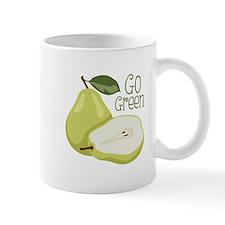 Go Green Mugs
