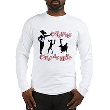 Cinco de Mayo Charro Long Sleeve T-Shirt