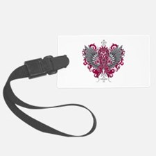 Amyloidosis Wings Luggage Tag