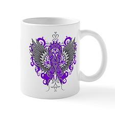 Alzheimer's Disease Wings Mug