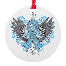 Addison Disease Wings Ornament