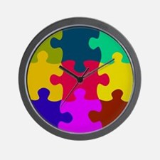 Puzzled? Wall Clock