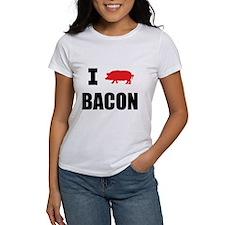 Cute Bacon burger Tee