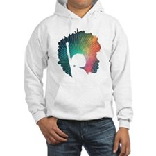 Radical Self-Expression Logo Tee Hoodie