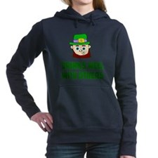 Drinks Well with Others Hooded Sweatshirt