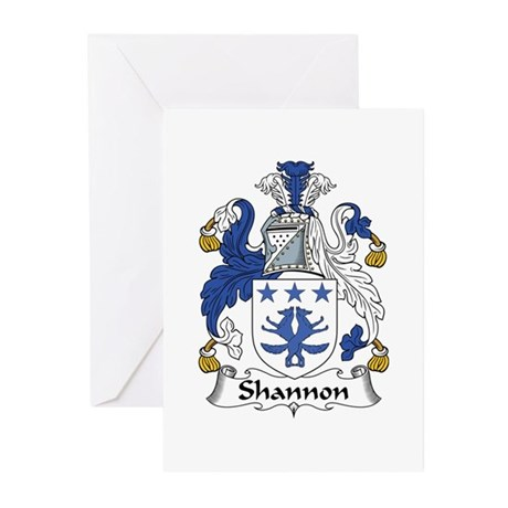 Shannon Greeting Cards (Pk of 10)