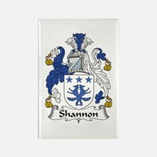 Shannon Rectangle Magnet