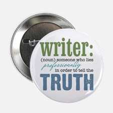 "Writers Truth 2.25"" Button"