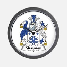 Shannon Wall Clock