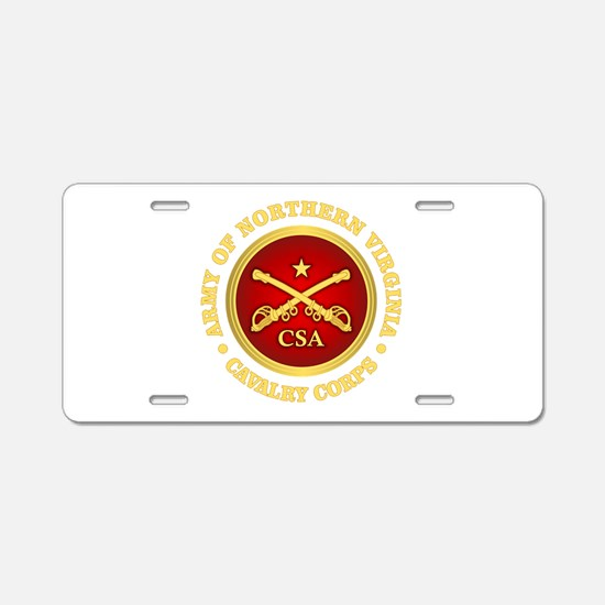 Army of Northern Virginia Cavalry Corps Aluminum L