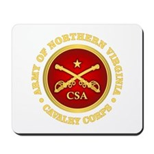 Army of Northern Virginia Cavalry Corps Mousepad