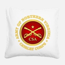 Army of Northern Virginia Cavalry Corps Square Can