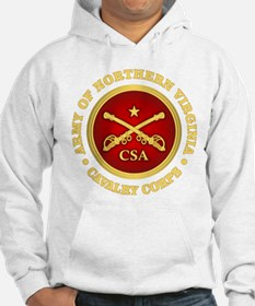 Army of Northern Virginia Cavalry Corps Hoodie