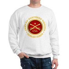 Army of Northern Virginia Cavalry Corps Sweater