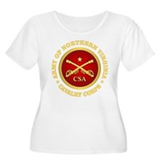 Army of Northern Virginia Cavalry Corps Plus Size