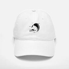 Kitesurf (Light) Baseball Baseball Cap