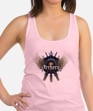 ARCHERY Racerback Tank Top