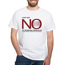 Say No To Russian Shirt