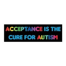 Autism Acceptance Wall Decal