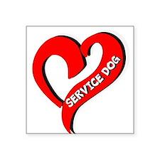 """Cute Home services Square Sticker 3"""" x 3"""""""