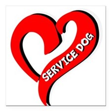 """Funny Home services Square Car Magnet 3"""" x 3"""""""