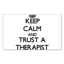 Keep Calm and Trust a arapist Decal