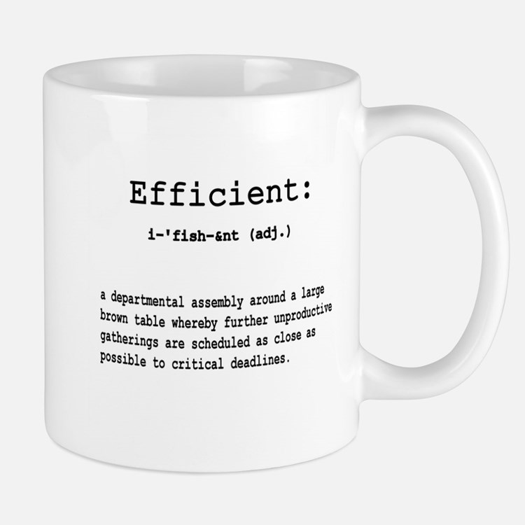 Efficient Mugs