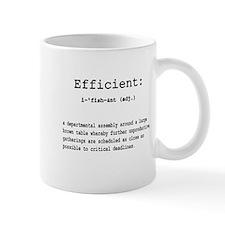 Efficient Mugs