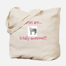 Horse Theme Design #54000 Tote Bag