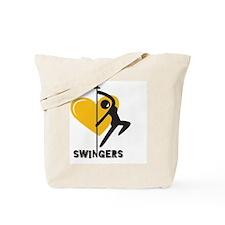 I <3 Swinger Tote Bag
