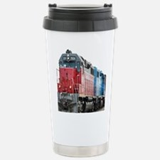 Train Duvet 1 Travel Mug